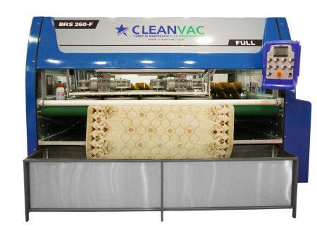 tam otomatik halı yıkama makinası