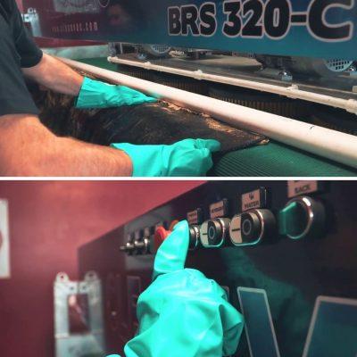 cleanvac brs 320 c