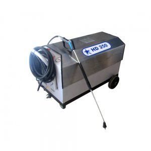 endüstriyel basınçlı yıkama makinası