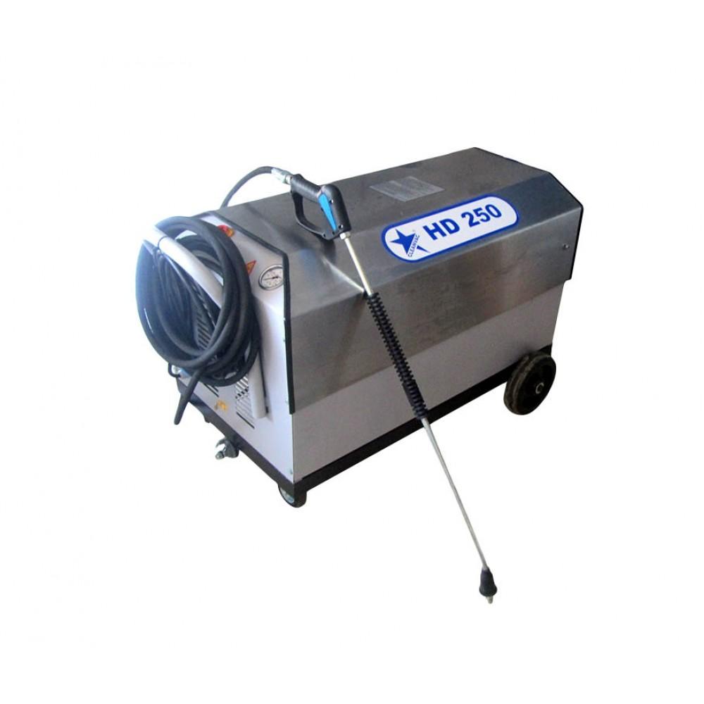 Endustriyel Basincli Yikama Makinasi Cleanvac Temizlik Makinalari