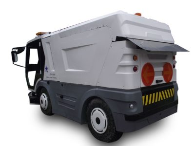 belediye hizmet aracı