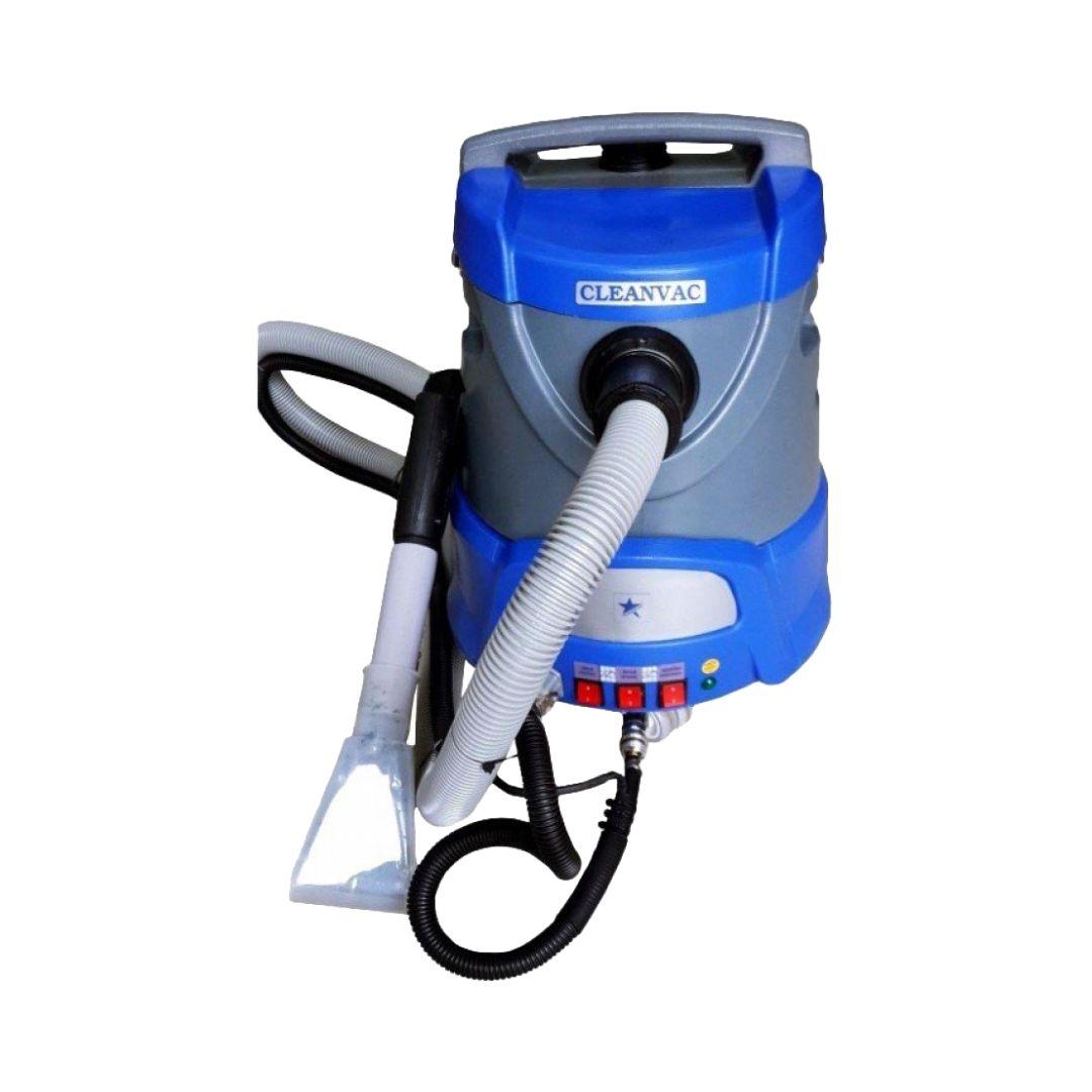 Buharli Koltuk Yikama Makinasi Cleanvac Temizlik Makinalari