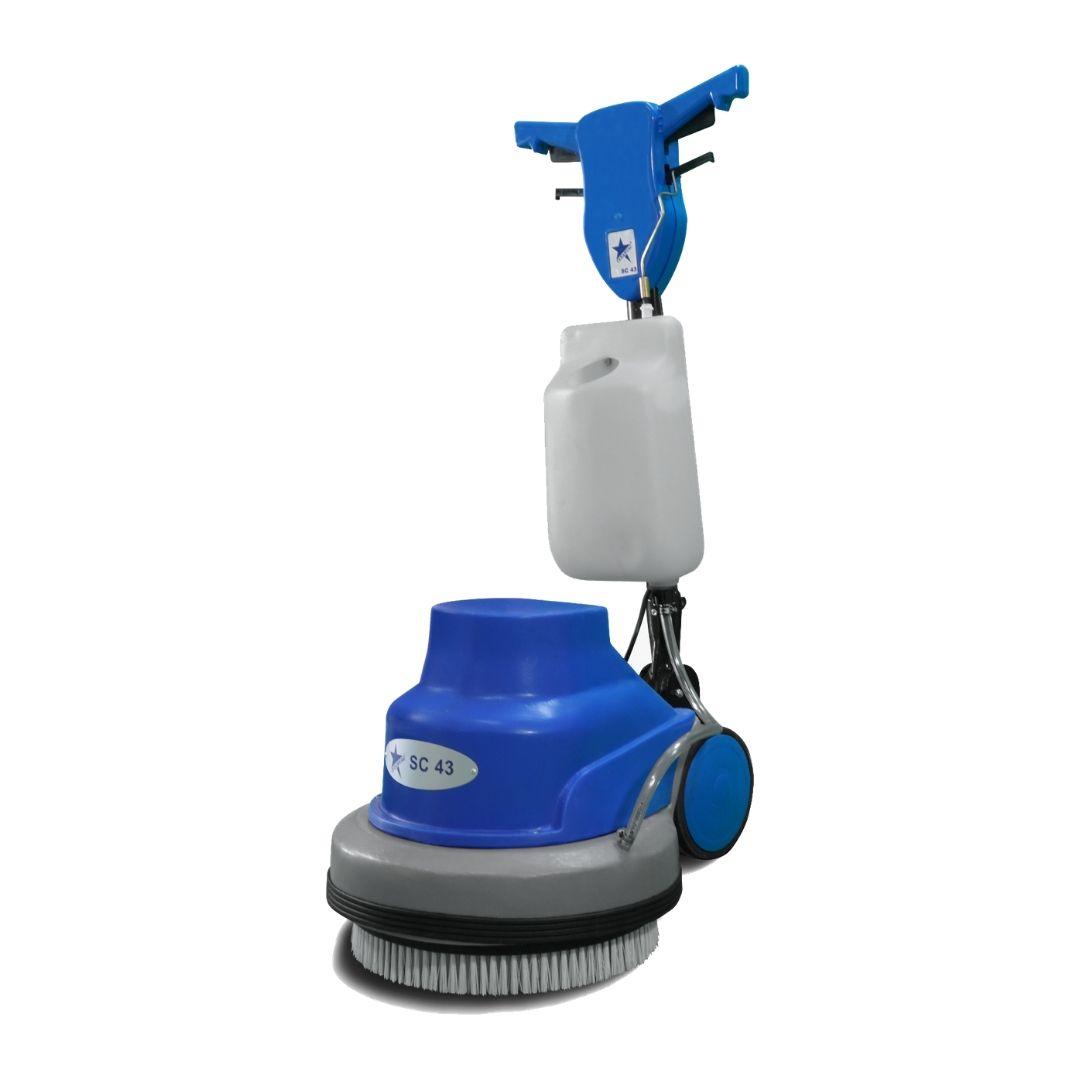 Manuel Hali Yikama Yer Cilalama Cleanvac Temizlik Makinalari