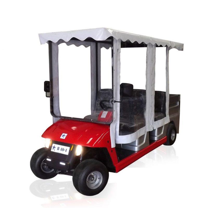 kasalı golf arabası