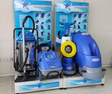 temizlik makinalari